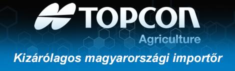 Topcon kizárólagos magyarországi importőr